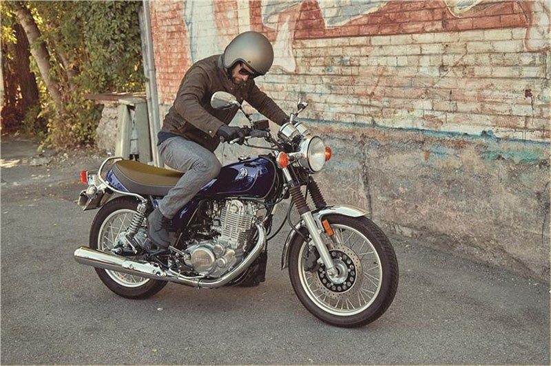 2018 Yamaha SR400 in Cumberland, Maryland