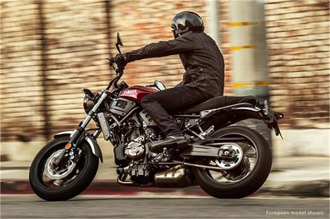 2018 Yamaha XSR700 in Goleta, California