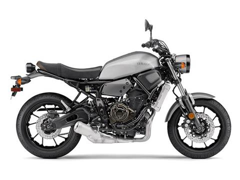 2018 Yamaha XSR700 in Manheim, Pennsylvania