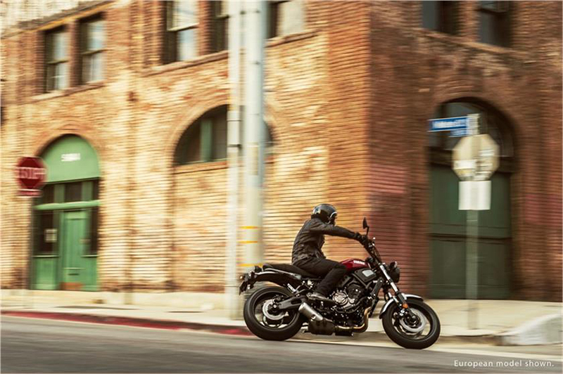 2018 Yamaha XSR700 in Berkeley, California