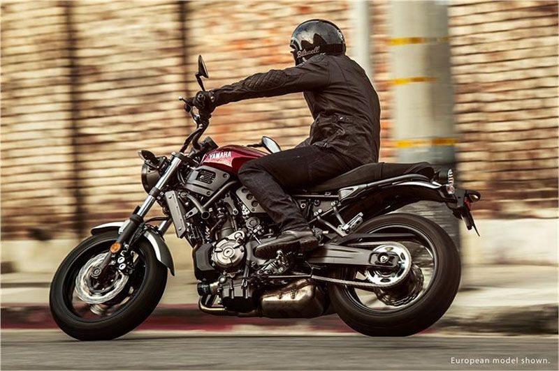 2018 Yamaha XSR700 in San Marcos, California
