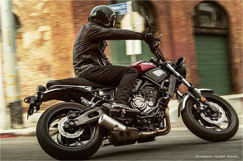 2018 Yamaha XSR700 in Cumberland, Maryland