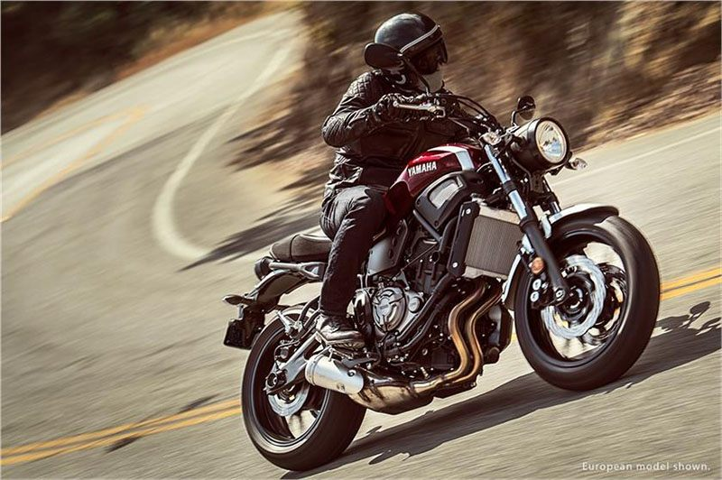 2018 Yamaha XSR700 in EL Cajon, California