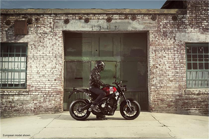 2018 Yamaha XSR900 in Richardson, Texas