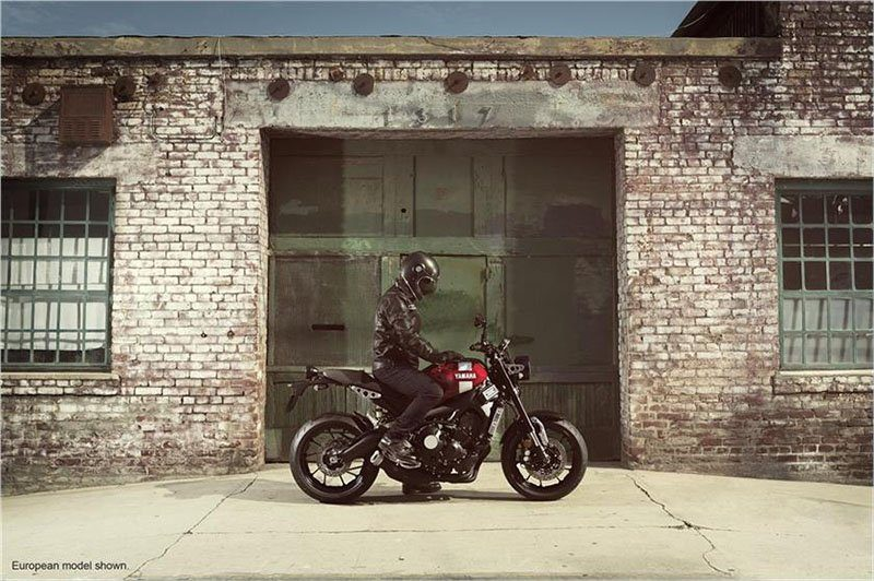 2018 Yamaha XSR900 in Statesville, North Carolina