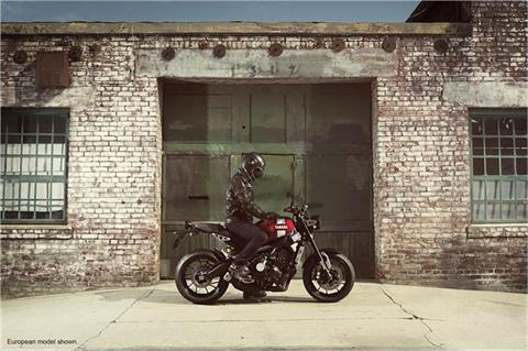 2018 Yamaha XSR900 in Pittsburgh, Pennsylvania