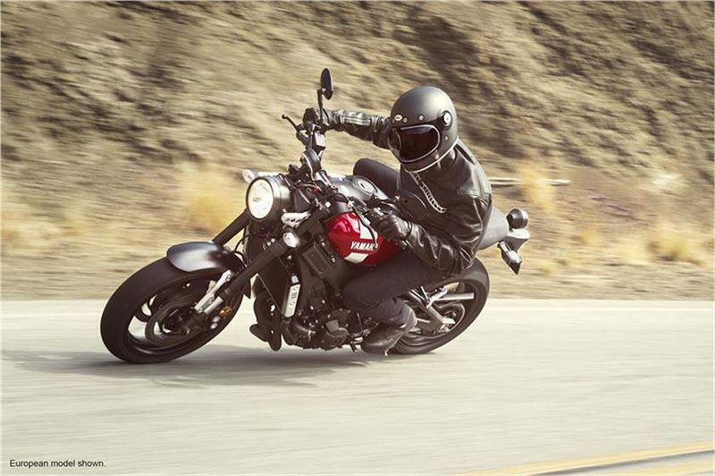 2018 Yamaha XSR900 in Frederick, Maryland