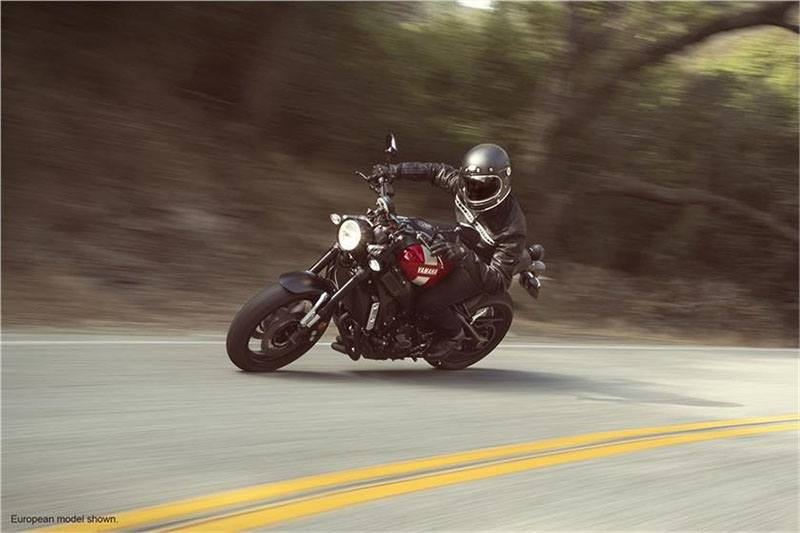 2018 Yamaha XSR900 in Tamworth, New Hampshire