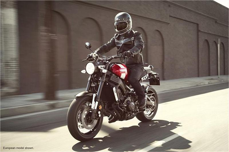 2018 Yamaha XSR900 in Santa Maria, California - Photo 13