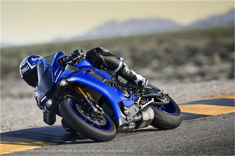 2018 Yamaha YZF-R1 in Mineola, New York