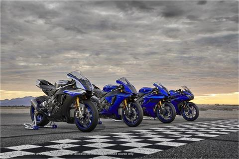 2018 Yamaha YZF-R1 in Danville, West Virginia