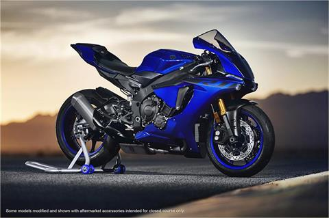 2018 Yamaha YZF-R1 in Long Island City, New York