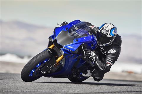 2018 Yamaha YZF-R1 in Danbury, Connecticut