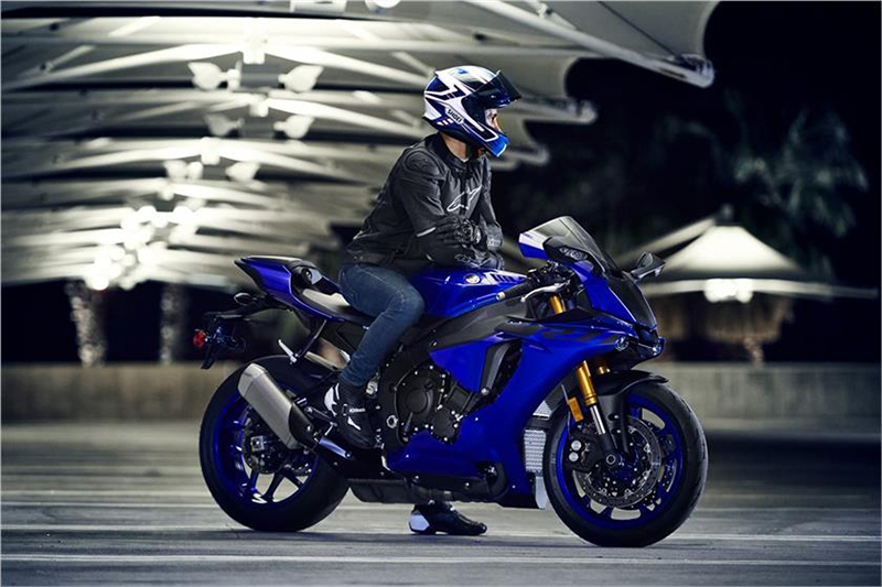 2018 Yamaha YZF-R1 in Statesville, North Carolina