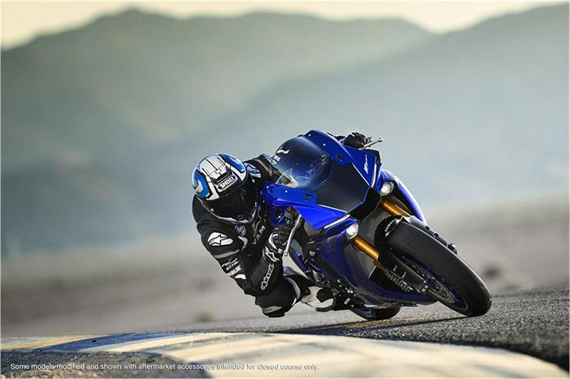 2018 Yamaha YZF-R1 in Dimondale, Michigan