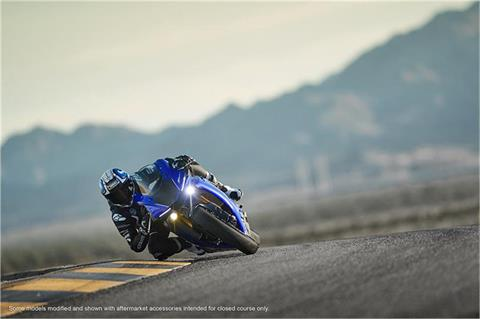 2018 Yamaha YZF-R1 in Derry, New Hampshire
