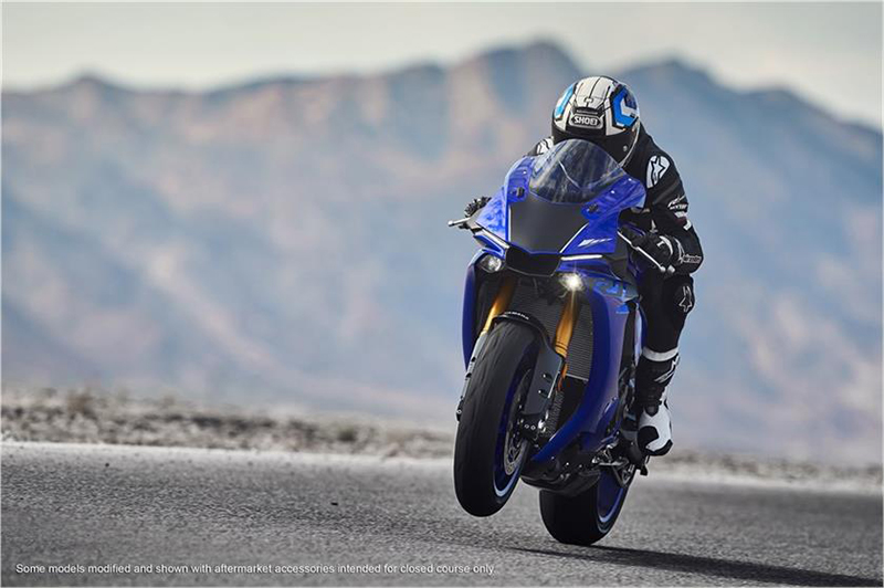 2018 Yamaha YZF-R1 in Santa Clara, California