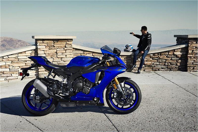 2018 Yamaha YZF-R1 in Mount Pleasant, Texas