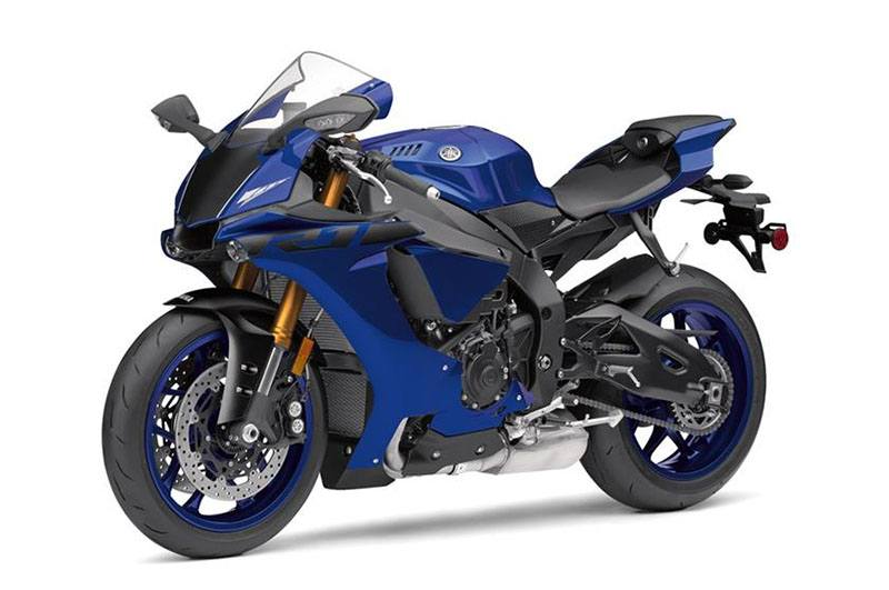 2018 Yamaha YZF-R1 in Ottumwa, Iowa