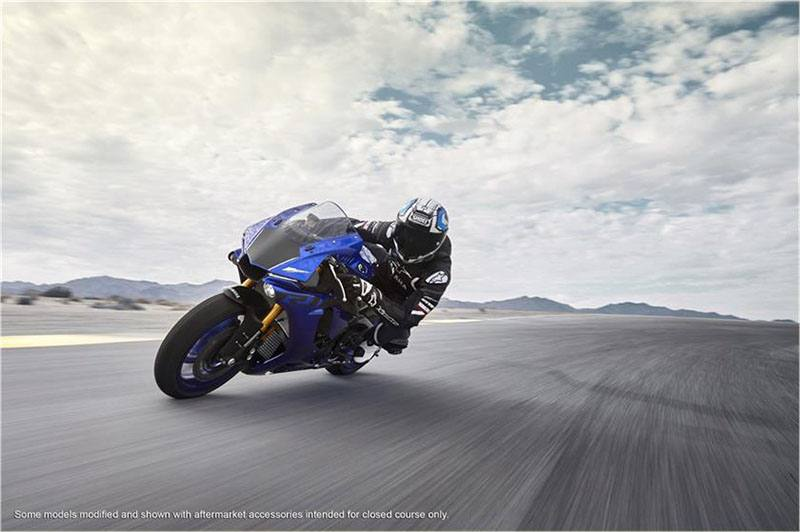 2018 Yamaha YZF-R1 in Olympia, Washington