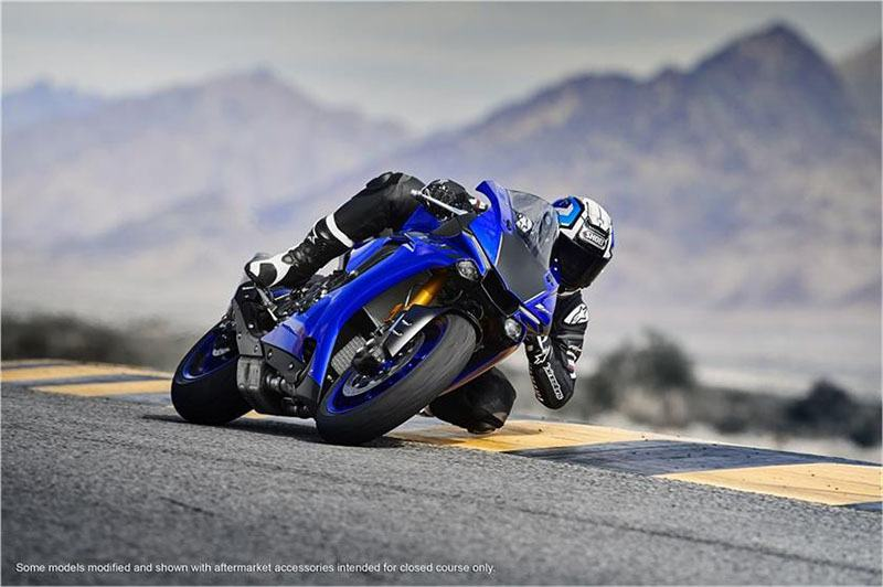 2018 Yamaha YZF-R1 in Allen, Texas