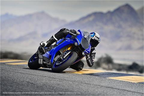 2018 Yamaha YZF-R1 in Berkeley, California