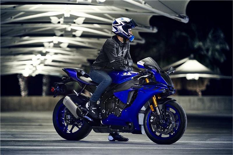 2018 Yamaha YZF-R1 in Coloma, Michigan