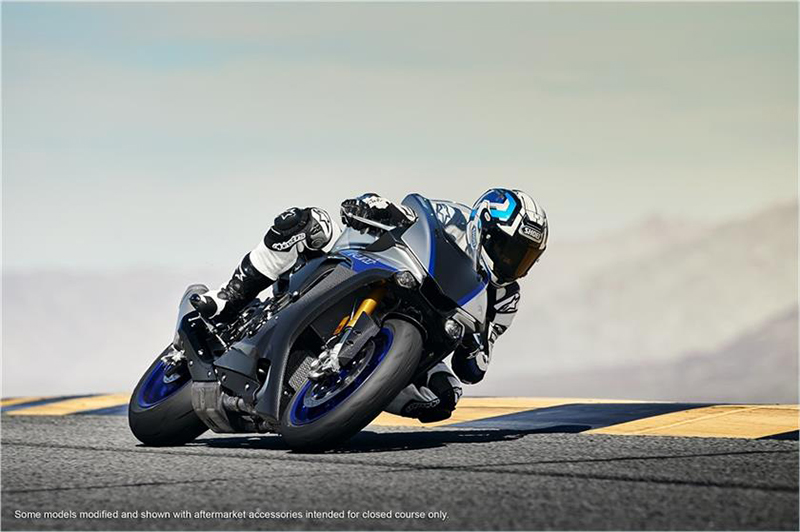 2018 Yamaha YZF-R1M in Berkeley, California