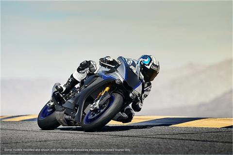 2018 Yamaha YZF-R1M in Belle Plaine, Minnesota