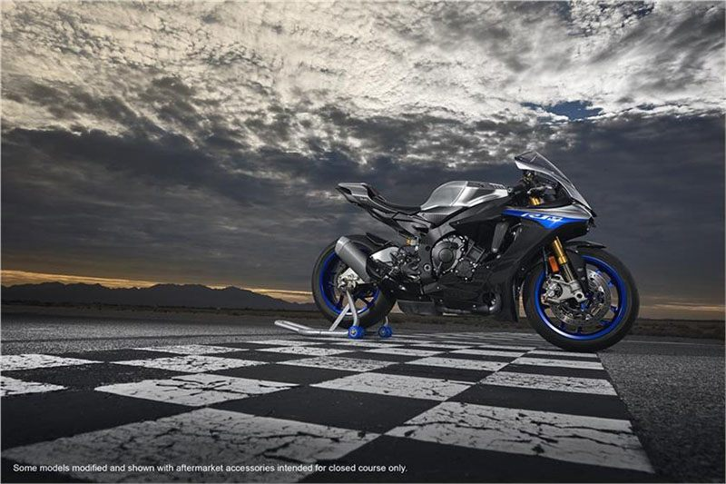 2018 Yamaha YZF-R1M in Greenville, North Carolina