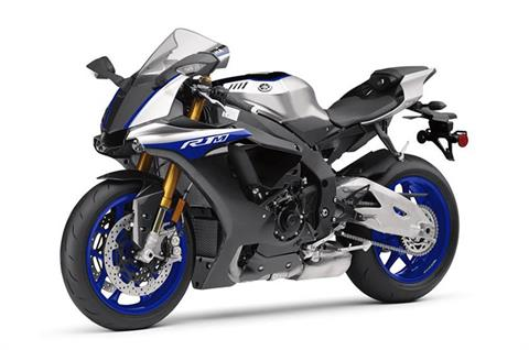 2018 Yamaha YZF-R1M in Johnson City, Tennessee