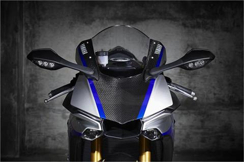 2018 Yamaha YZF-R1M in Mineola, New York