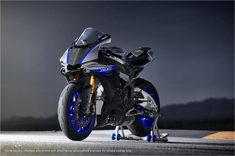 2018 Yamaha YZF-R1M in Coloma, Michigan
