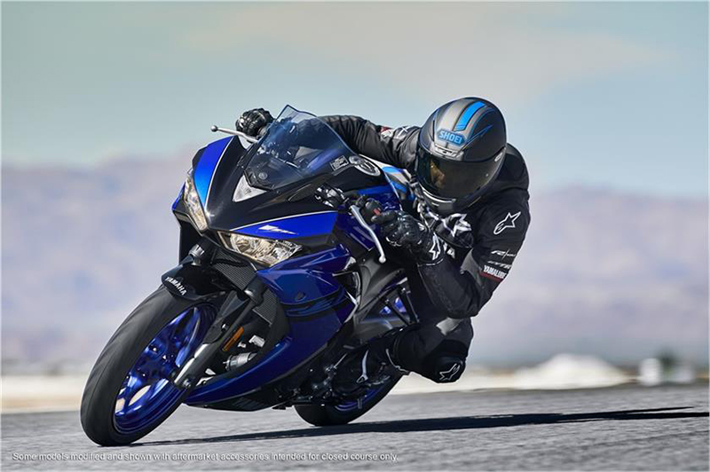 2018 Yamaha YZF-R3 in San Jose, California