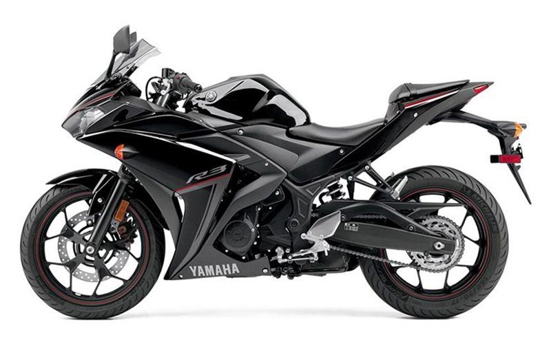2018 Yamaha YZF-R3 in New Haven, Connecticut
