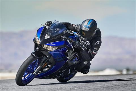 2018 Yamaha YZF-R3 in Sanford, North Carolina