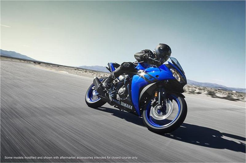 2018 Yamaha YZF-R3 in Manheim, Pennsylvania