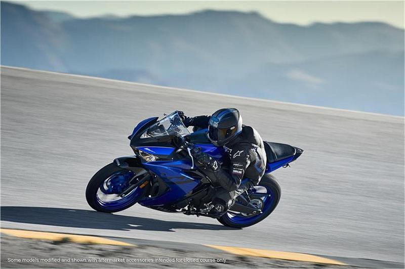 2018 Yamaha YZF-R3 in Tamworth, New Hampshire