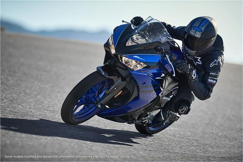 2018 Yamaha YZF-R3 in Berkeley, California