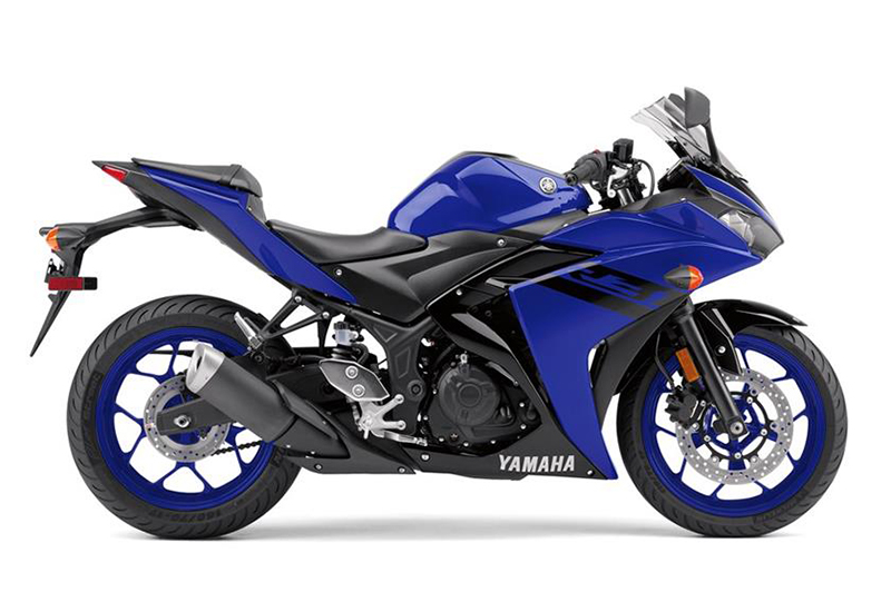 2018 Yamaha YZF-R3 Motorcycles Virginia Beach Virginia