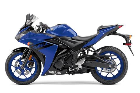 2018 Yamaha YZF-R3 in Danville, West Virginia
