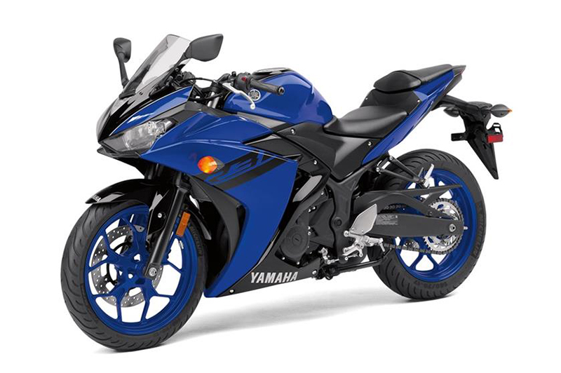 2018 Yamaha YZF-R3 in Statesville, North Carolina