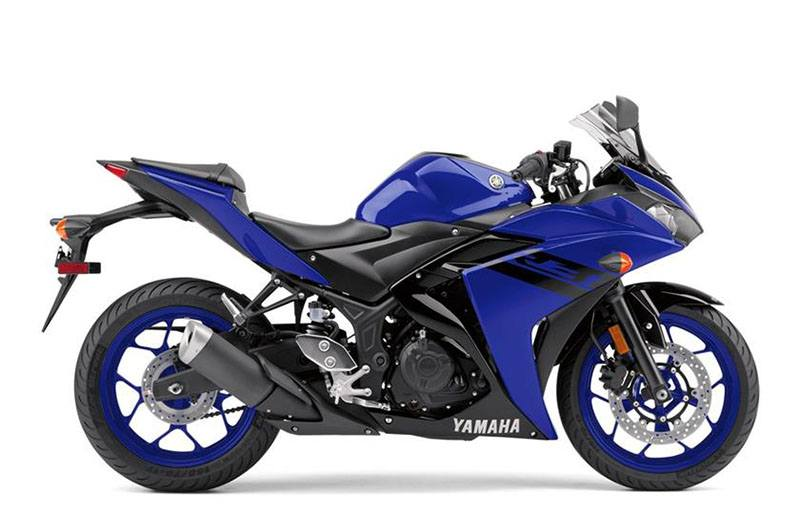 2018 Yamaha YZF-R3 in Port Washington, Wisconsin