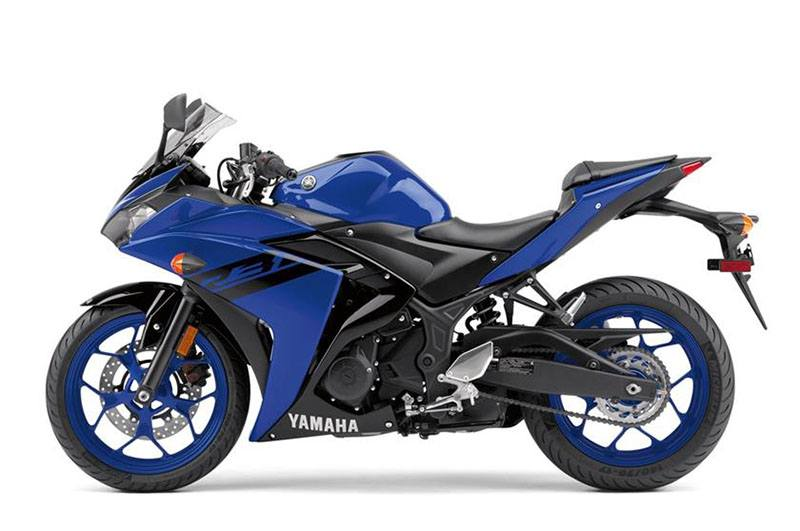 2018 Yamaha YZF-R3 in Irvine, California