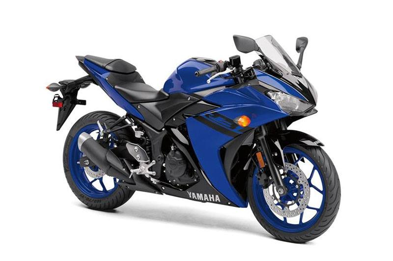 2018 Yamaha YZF-R3 in Cumberland, Maryland
