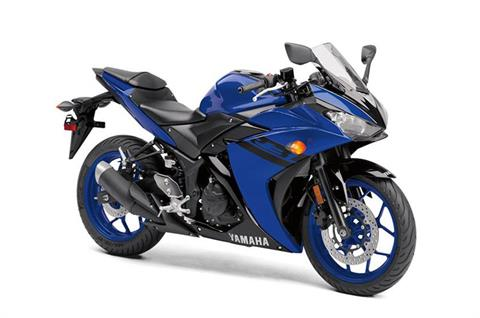 2018 Yamaha YZF-R3 in Laurel, Maryland