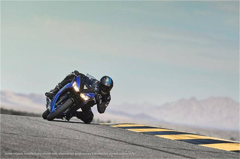2018 Yamaha YZF-R3 in Brooklyn, New York - Photo 7