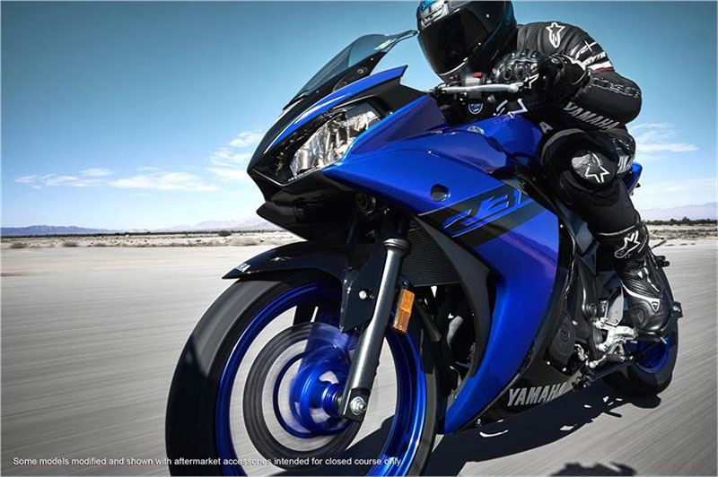 2018 Yamaha YZF-R3 in Brilliant, Ohio