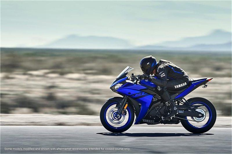 2018 Yamaha YZF-R3 ABS in Miami, Florida