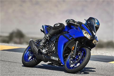 2018 Yamaha YZF-R3 ABS in Mount Vernon, Ohio